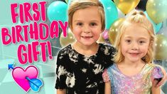 HUGE BIRTHDAY SURPRISE!! ❤️ First Secret Crush With Everleigh!!  - YouTube