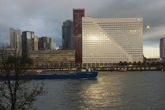 Maas , Rotterdam