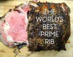 World's Best Prime Rib