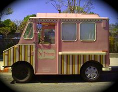 Someday I'd like to own a ice cream truck and ALL sweets would be free!