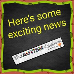 Here's some exciting news  I just wanted to take a second and share a bit of exciting news.   I've been working really hard to get this blog back to where Lost and Tired was, prior to retiring it. It's been a long journey and I've struggled quite a bit. I'll probably continue to struggle at times as I continue to...  #Autism #Parenting #Fatherhood #SpecialNeedsParenting  https://www.theautismdad.com/2017/02/27/heres-some-exciting-news/