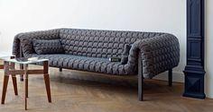Ruché Low Back Sofa by Ligne Roset Modern Sofas Los Angeles