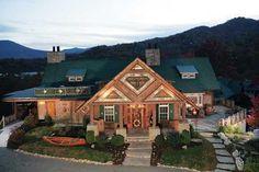 The Restaurant and Lodge at Buckberry Creek, Gatlinburg, TN