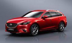 #Mazda #Mazda6Wagon. La station dal look atletico dalle alte prestazioni e consumi ridotti.