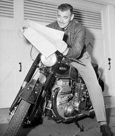 La Star du jour, Clark Gable. Le Blog des Smootards Lurrons ·