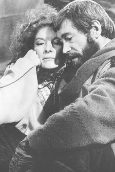 It's 1183 and we're barbarians.  Peter O'Toole & Katharine Hepburn   - The Lion in Winter