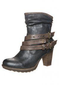 Mustang - Boots - grey