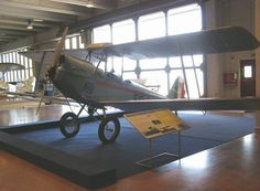 The Caproni Ca.100 was the standard trainer aircraft of the Regia Aeronautica in the 1930s