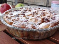 Czech Recipes, Main Meals, Apple Pie, Tea Time, Cereal, Deserts, Muffin, Paleo, Food And Drink