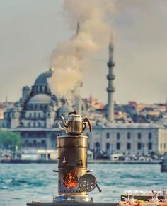 Find images and videos about tea, turkey and istanbul on We Heart It - the app to get lost in what you love. Istanbul City, Istanbul Travel, Istanbul Turkey, Wonderful Places, Beautiful Places, Amazing Places, Karbala Photography, Turkey History, Empire Ottoman