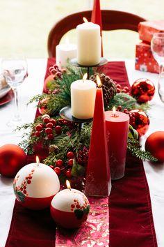 Advent, Table Decorations, Christmas, Home Decor, Crafting, Xmas, Decoration Home, Room Decor, Navidad