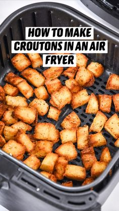 Air Fryer Oven Recipes, Air Fry Recipes, Air Fryer Dinner Recipes, Cooking Recipes, Healthy Recipes, Air Fryer Recipes Appetizers, Healthy Snacks, Instapot Recipes Chicken, Grilled Asparagus Recipes