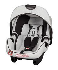 Disney Mickey Mouse Vintage Infant Carrier Baby Car Seat Carseat 0-13kg