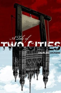 Kindle Edition is FREE right now, and I'm in love with this cover! A Tale of Two Cities by Charles Dickens.