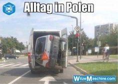 Alltag in Polen - Autos klauen - Polenwitze