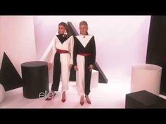 Ellen Degeneres Funniest Moments Part 1 - YouTube