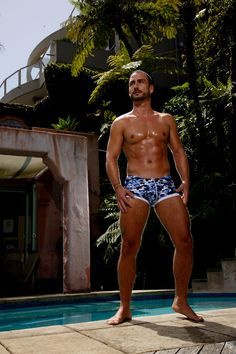 Look cool at the pool this summer in sexy and stylish Cocksox swimwear