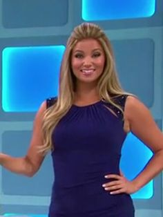 Amber Lancaster - The Price Is Right (10/23/2015) ♥