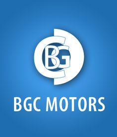 BGC Motors logo design