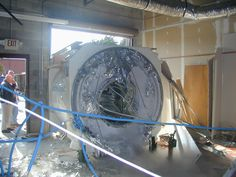 MRI Machine Explodes Into A Million Pieces Due To Pressure Build Up. Scary!