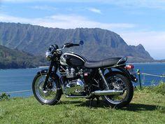 Cool Stuff We Like Here @ http://coolpile.com/rides-magazine/ ------- << Original Comment >> ------- ❦ Triumph Bonneville T100