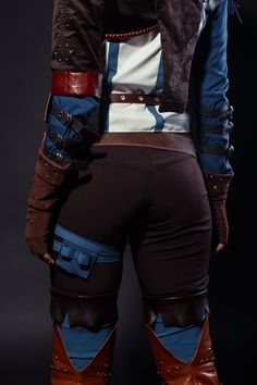 Triss Merigold cosplay costume The Witcher witch from the
