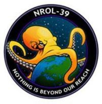 US Spy Agencies Satanic Cult evidence undeniable - December 17, 2013. Vandenberg AFB. The Obama Administration's latest spy mission has caused ripples throughout the world and it's not because of the recent exposure of US spying on its allies and its own citizens again. This time, the logo chosen by NASA and the Office of National Intelligence for the NROL 39 spy mission is an angry octopus strangling the Earth. But that's nothing compared to the rest of the mission logos.