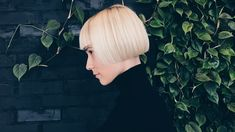 the easiest way to cut bob