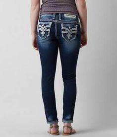 Rock Revival Vein Easy Ankle Skinny Jean - Women's Jeans   Buckle