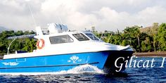 Fast Boat to Gili Trawangan & Lembongan Island | Fast Boat to Gili Trawangan & Lembongan island