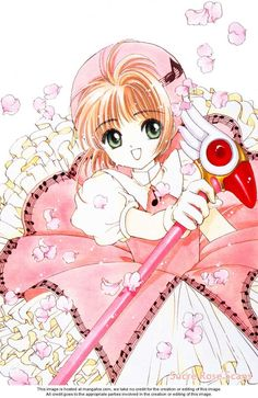 Kinomoto Sakura   Card Captor Sakura