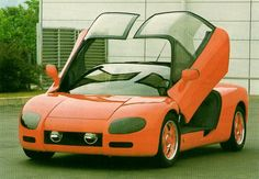 1989 Nissan If Concept Car