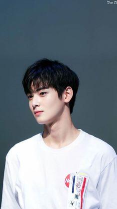 Cha Eunwoo from Astro.
