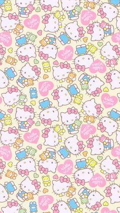 Wallpaper Whatsapp Backgrounds Iphone Hello Kitty 19 New Ideas Hello Kitty Iphone Wallpaper, Hello Kitty Backgrounds, Sanrio Wallpaper, Iphone Background Wallpaper, Retro Wallpaper, Kawaii Wallpaper, Cute Wallpaper Backgrounds, Pretty Wallpapers, Funny Wallpapers