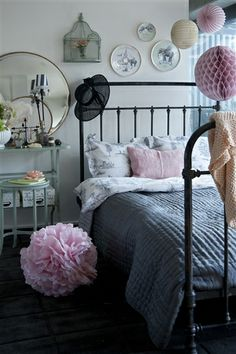 Soveværelser - Romantik, tak