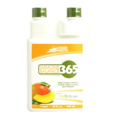Cough Cold and Flu: Liquid Health Products Immune Balance 365 Gf, 32 Ounce -> BUY IT NOW ONLY: $39.46 on eBay!