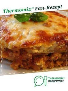 Kohlrabilasagne von CG510. Ein Thermomix ® Rezept aus der Kategorie Hauptgerichte mit Gemüse auf www.rezeptwelt.de, der Thermomix ® Community.