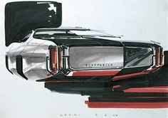 Géza Lóczi is a Hungarian American car designer, Director of Design at Volvo Monitoring Concept Center (VMCC in Camarillo, California). He started drawing . Badass, Industrial Design Sketch, Retro Futuristic, Car Drawings, Automotive Design, Auto Design, Car Sketch, Transportation Design, Custom Cars
