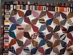 Yesterday my neighbor and I went to the International Quilt Show in Chicago. It was huge but fun. Surprisingly there was a knitting booth, a...