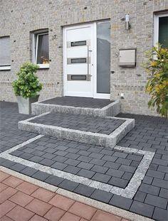 Altstadtpflaster glatt & kantig: Bernhard Hartmann GmbH & Co. KG (Step Back Yards)