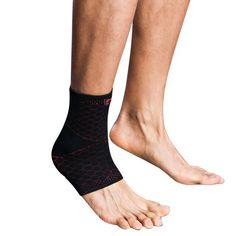 Sports Ankle Support 60% Spandex & 40% Nylon Sportswear Accessories