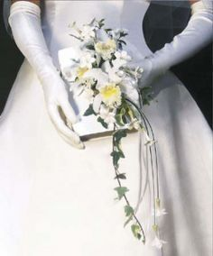 bridesmaid bible bouquets - Google Search