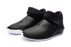 "6aa9b00a8127 Newest Jordan Why Not Zer0.1 ""PHD"" Black White-Pink-"