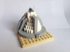 Micro Middle-Earth: Minas Tirith (Barton Thinks) Tags: lego lotr microscale Lego Hogwarts, Big Lego, Micro Lego, Amazing Lego Creations, Lego Pictures, Lego Builder, Lego Modular, Lego Architecture, Everything Is Awesome