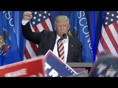 FULL: The Donald Trump Speech that if Everyone Saw, He Would Win Easily (West Bend, WI 8/16/16) - YouTube