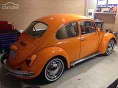 1970 Volkswagen Beetle 1500 Auto-$18,000*