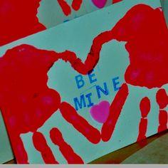 Cute valentine idea. :)
