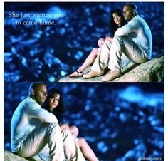 Dom & Letty in The fast & Furious