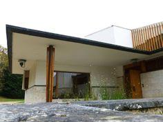 Maison Louis Carré par Alvar Aalto - Photo Mademoiselle Cécile