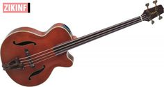 Avaïa and her aunt Amraya both play a stringed instrument called a getarole, which is sort of like a six-stringed, fretless cross between a guitar and a cello. The Takamine TB-10 acoustic-electric bass guitar is one of the inspirations for this idea.